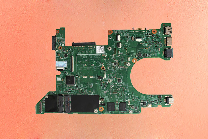 dell laptop motherboard